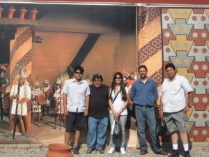 """Museo Tumbas Reales del """"Señor de Sipán"""