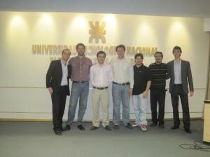 El grupo de Córdoba