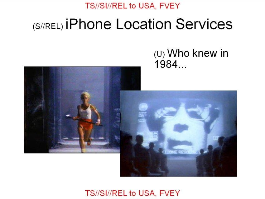 Se burlan del comercial de Apple de 1984 cuando decía que gracias a ellos ese año no sería como lo predecía Orwell en su novela.