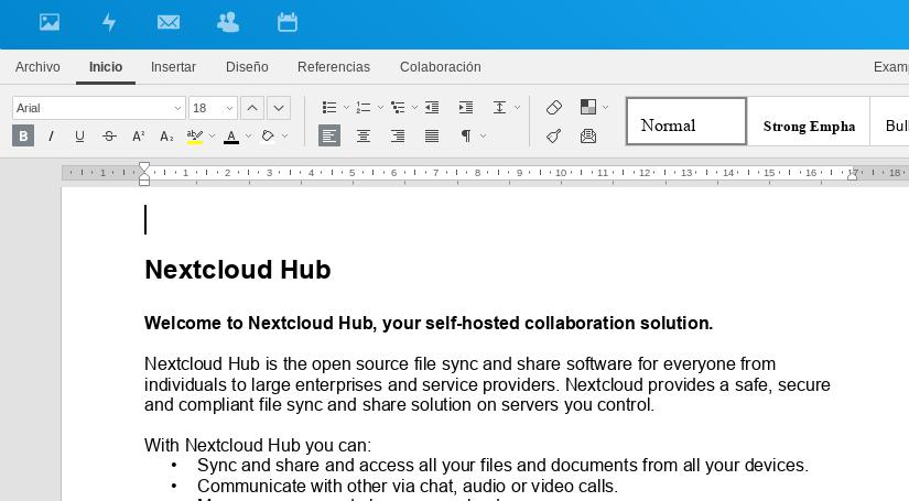 Nextcloud + OnlyOffice